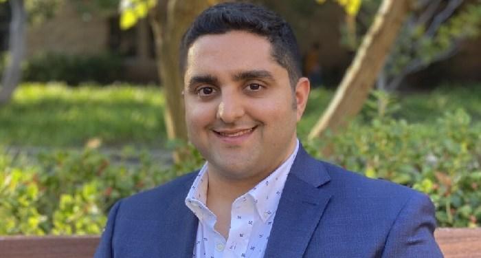 Daniel Khalessi. Foto:  The Stanford Daily