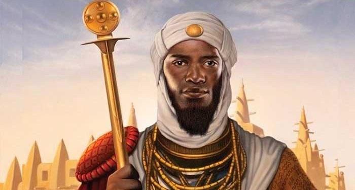 Foto Ilustrasi Muslim kaya: Pinterest/Mansa Musa