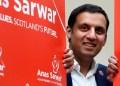 Anas Sarwar. Foto:  The Guardian