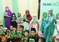 IslamposAid Salurkan Wakaf Al-Qur'an ke Pengajian di Ciwareng, Purwakarta 3