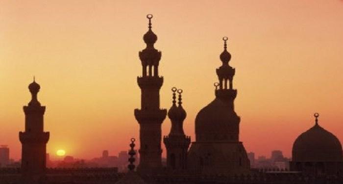 pondok pesantren, Ilustrasi menara masjid