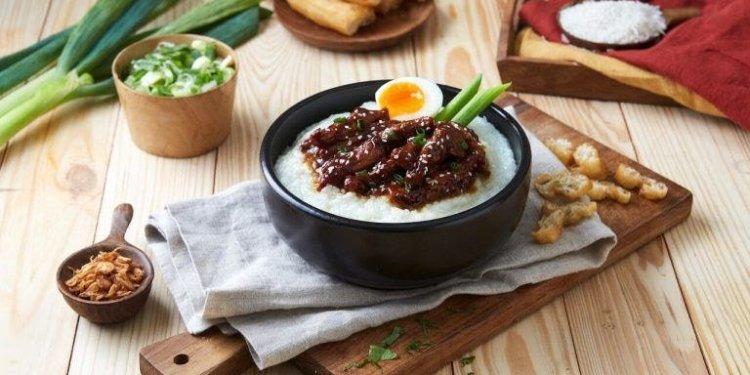 Resep Bubur ala Korea yang Kaya Nutrisi 1