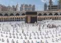 kabah haji robot ibadah haji masjidil haram