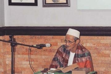 Kiai husein Muhammad-Tidak Ada Pikiran Jernih Bagi Pemarah-IslamRamah.co