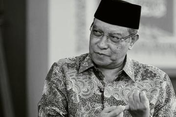 Kiai Said Aqil Siroj-Tanda Beriman Menjaga Persaudaraan-IslamRamah.co
