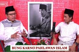 Bung Karno Pahlawan Islam-IslamRamah.co