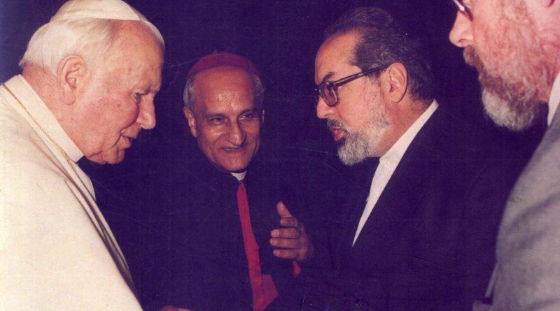 "Sheij Papa ""Juan Pablo II"" Vaticano"