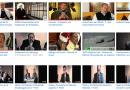 Registro de videoclips subidos en nuestro canal en You Tube