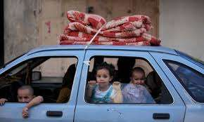 250,000 Gazans have no home following Israeli attacks