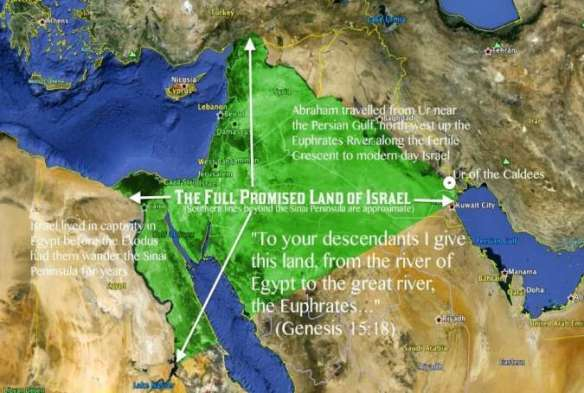 Welcome to Greater Israel! - Islam Times