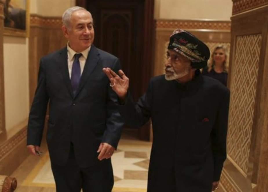Kunjungan Netanyahu ke Oman (al-Jazeera)