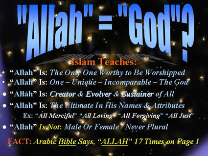Image result for the god of islam
