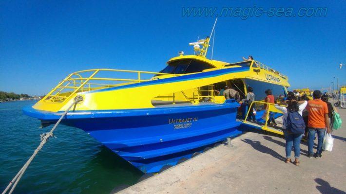 Isla Mujeres shuttle