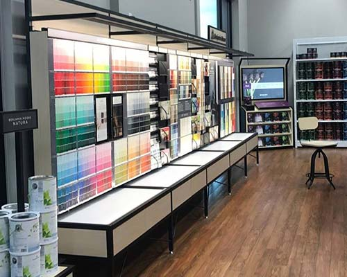 North Nanaimo Benjamin Moore Paint  Paint Store  Quest