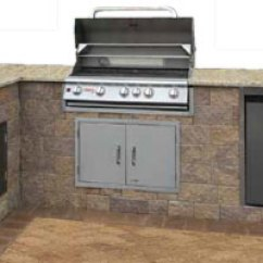 Outdoor Kitchens Kits Long Kitchen Table Cambridge
