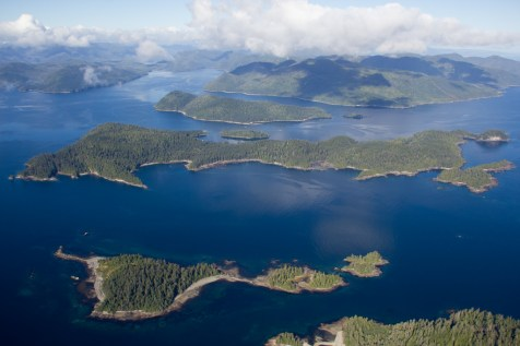 island conservation science arichika island british columbia canada