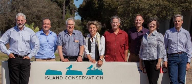 Island conservation science - Bill Waldman - Angus Parker - John Dawson - David Hartwell - John Hoekstra - Stephanie McAuliffe