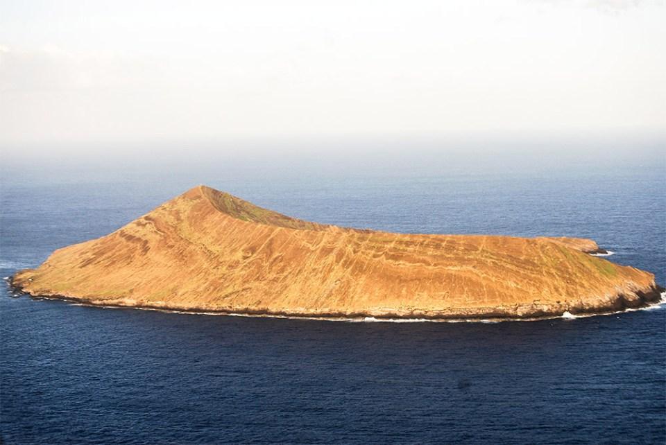 lehua-island-restoration-project-hawaii lehua rat poison drop pilot whales