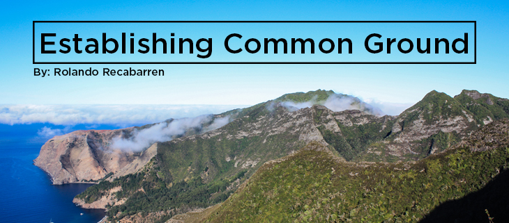 island conservation establishing common ground