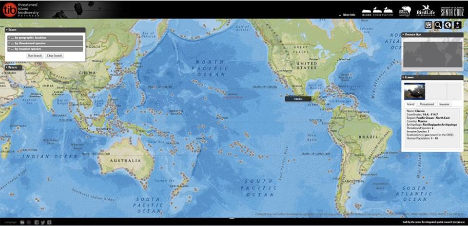 island conservation preventing extinctions paul simon biodiversity days half earth threatened island biodiversity database