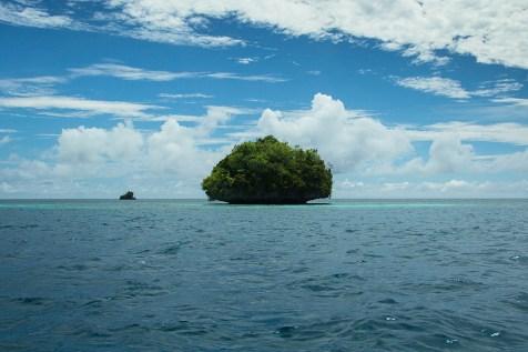Palauan Islets. Credit: Island Conservation