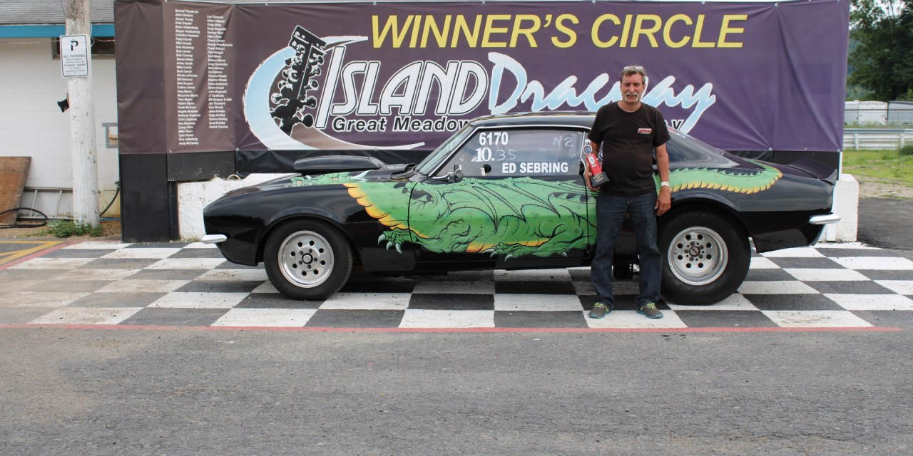 7/7/19 AS IT WAS, SO IT IS NOSTALGIA NATIONALS A FINE DAY OF RACING