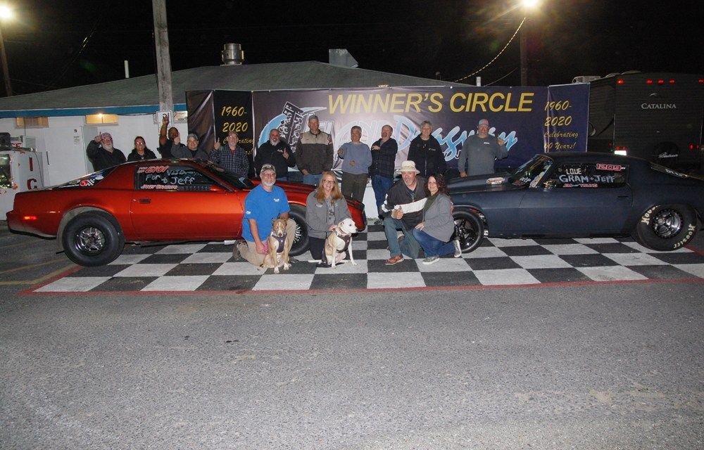 Competition Copyright 5/15/21: Regulars Hold Off The Horde; Great Turnout Equals Great Racing