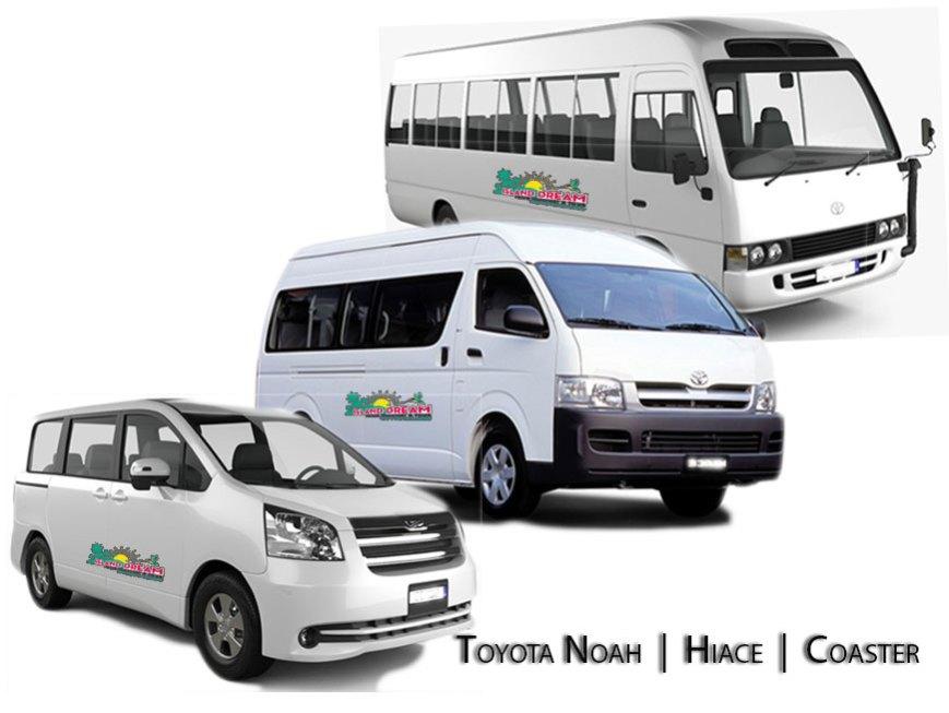 Economy Bus/MiniVan - Sandals Montego Bay