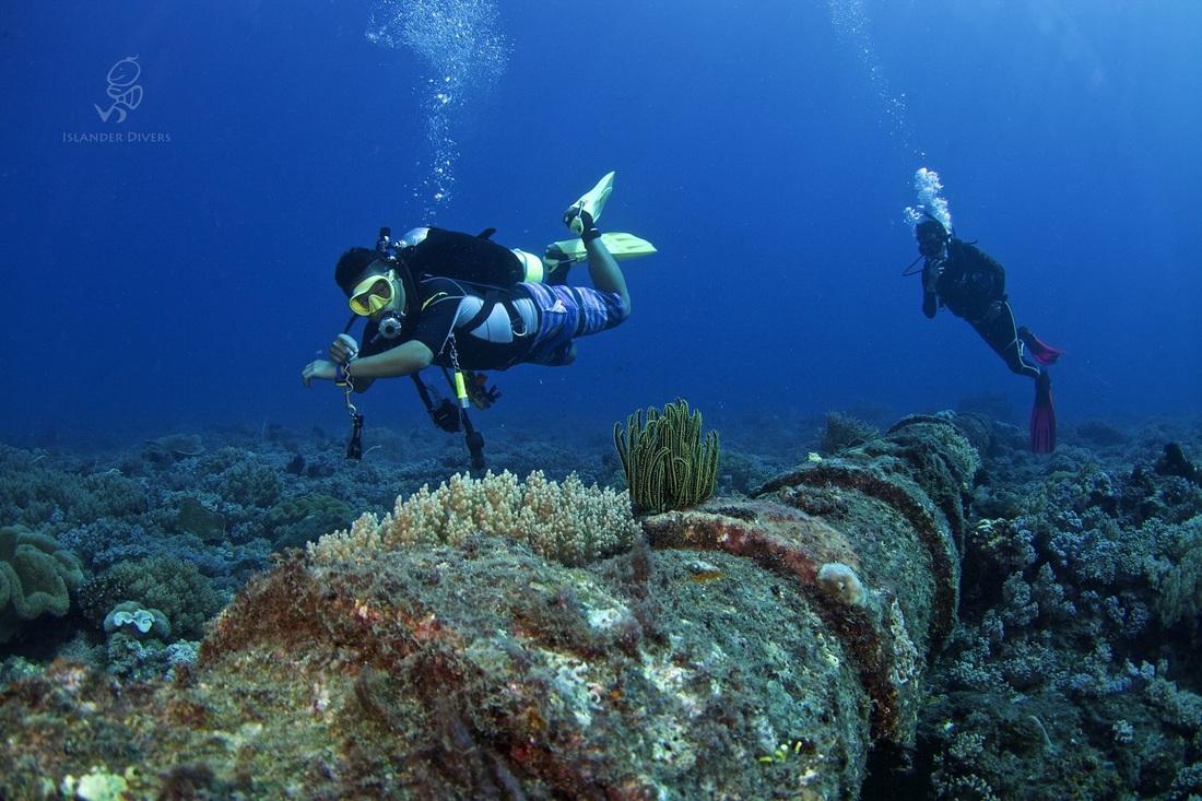 【琉球之水何處來?】 - Islander Divers