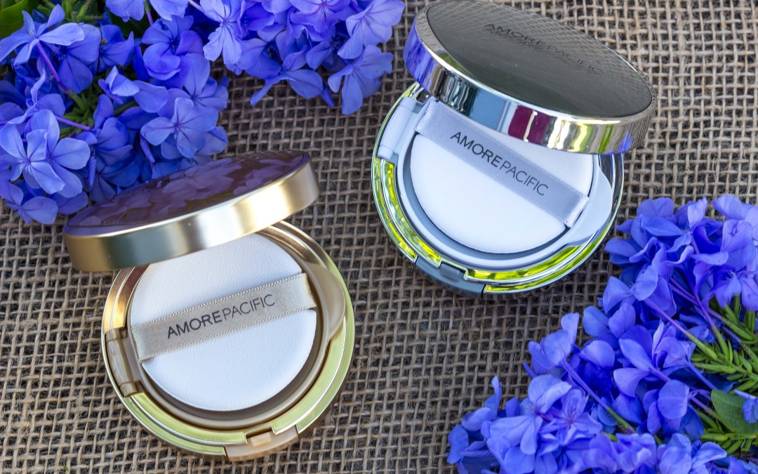 WHY YOU NEED A CUSHION COMPACT- AMOREPACIFIC