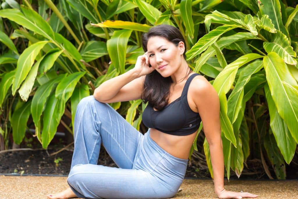 Lucy indigo flare, venus freeze, tips for flat tummy, honolulu medspa