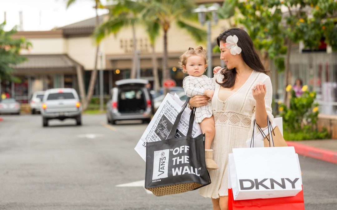 Holiday Shopping with Waikele Premium Outlets