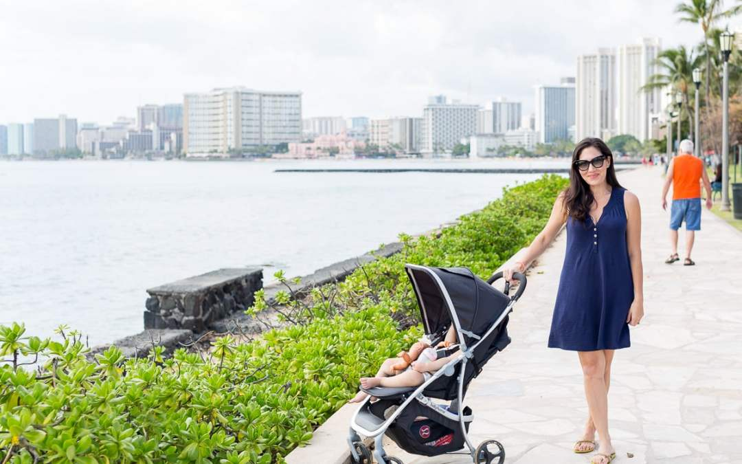 THE BEST URBAN CITY STROLLER