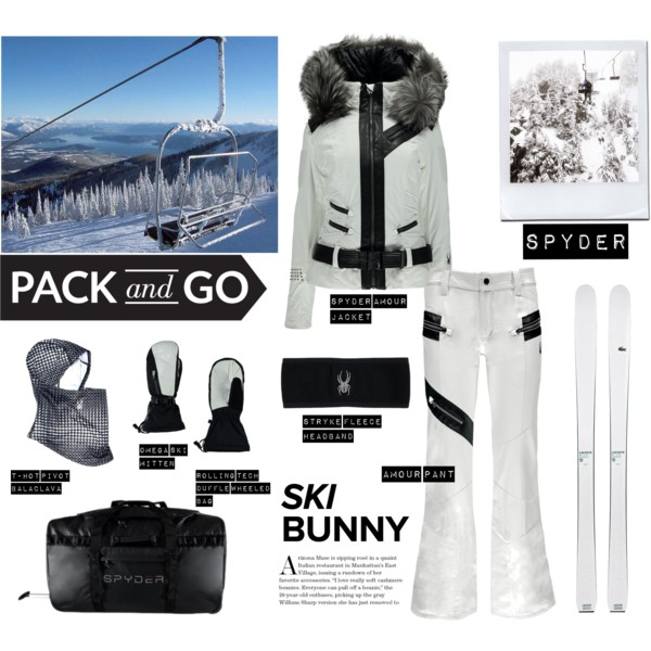 FASHIONABLE SKI WEAR FOR YOUR NEXT TRIP