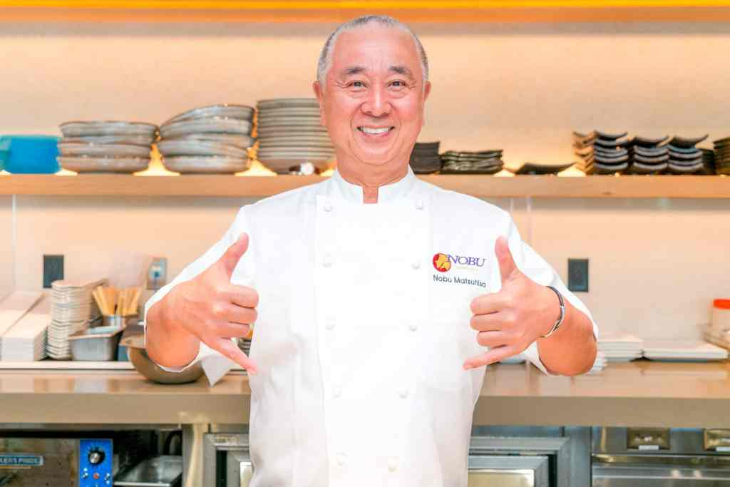 Chef Nobu, Nobu Honolulu