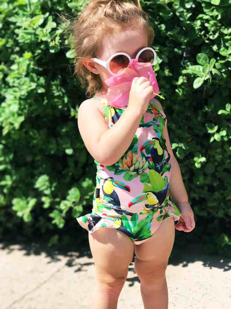 Childrensalon, Molo Swimwear, Luxury swimwear for kids