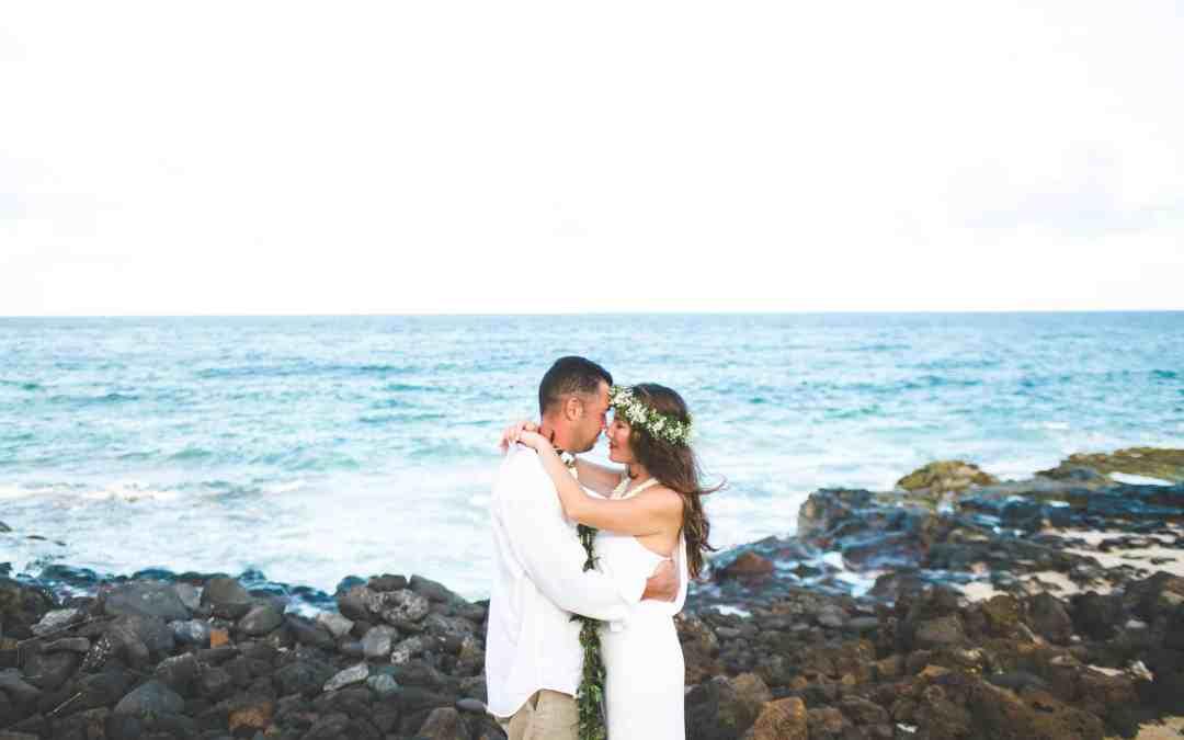FIVE YEAR VOW RENEWAL ON KAUAI
