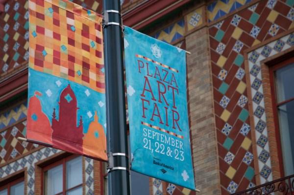 Plaza Art Fair Sign 029 - Island Girl Walkaboutisland