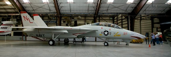Grumman F14A Tomcat