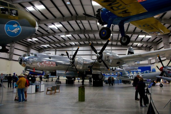 Boeing B - 29 Superfortress