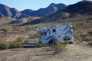 Quartzsite RV Camping