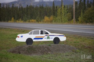 Teslin's fake roadside cop