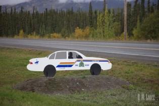 Teslin's fake roadside cop