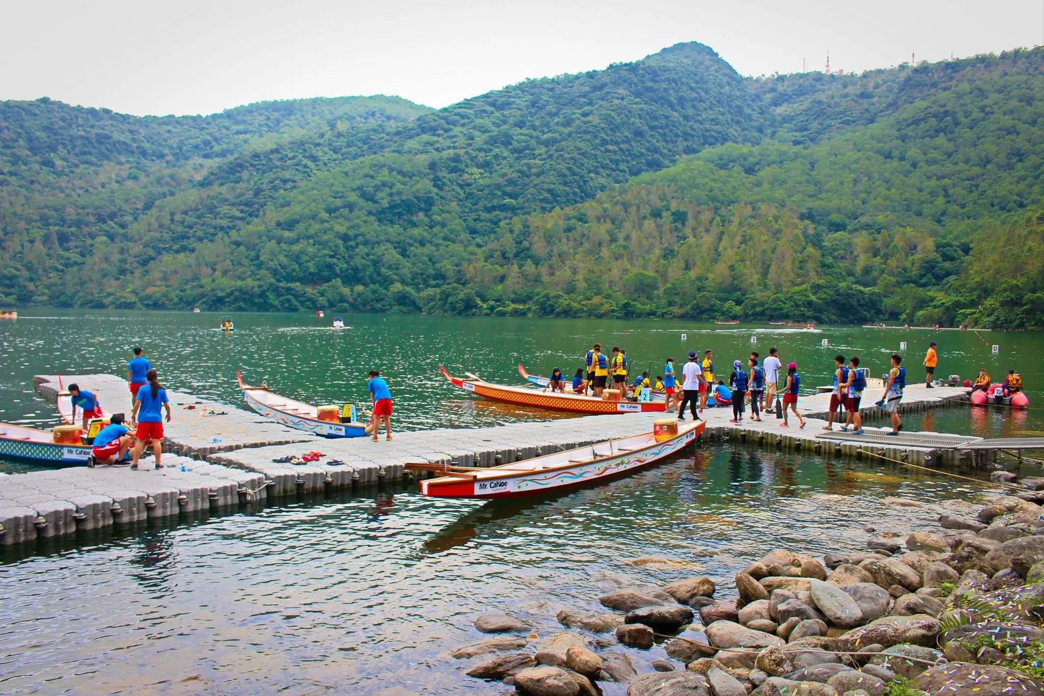 Liyu Lake VISITORS GUIDE 2018   Island Life Taiwan Adventures