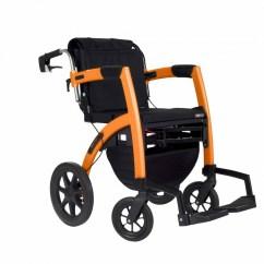 Outdoor Chair Slings Flip Flop Chairs Rollz Convertible Walker And Transport Wheelchair • Island Mediquip Home Medical Equipment ...