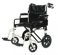 E&J Bariatric Transport Wheelchair  Island Mediquip ...