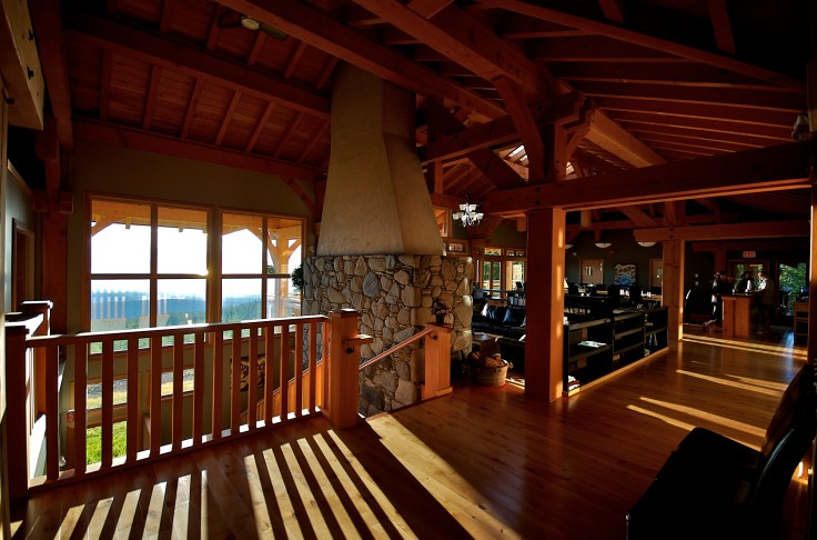 Inside Lodge