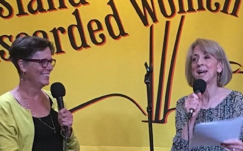 Sue + Special Guest Nancy Carlson