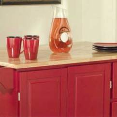 Red Kitchen Islands Design Jobs 3 Reasons Why I Love This Island Cart Mobile On Caster With Natural Wood Top