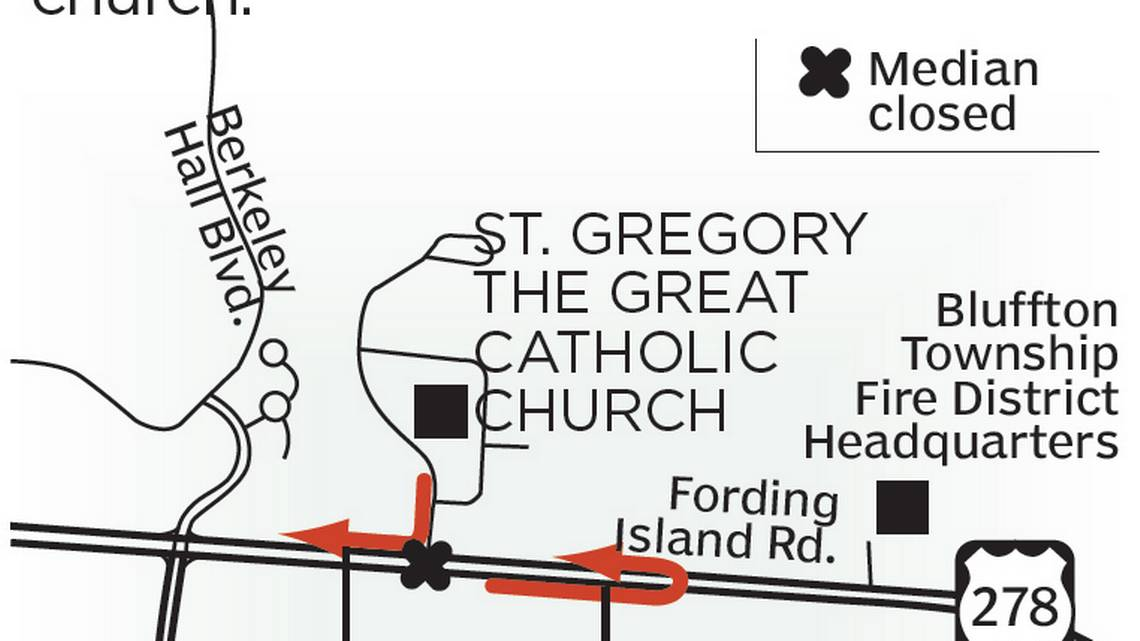 DHEC issues frontage road permit near St. Gregory the